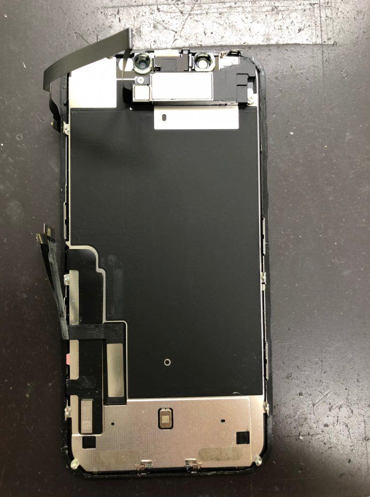 iPhoneXR画面