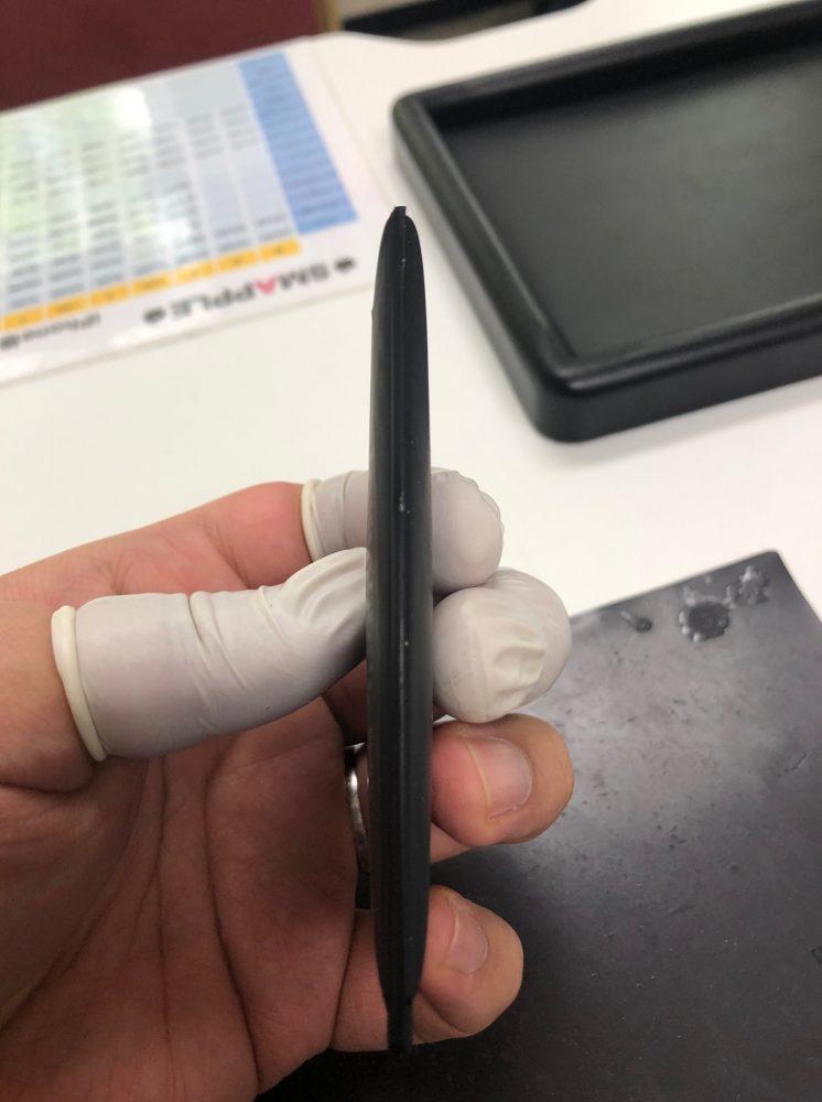 iPhone バッテリー交換
