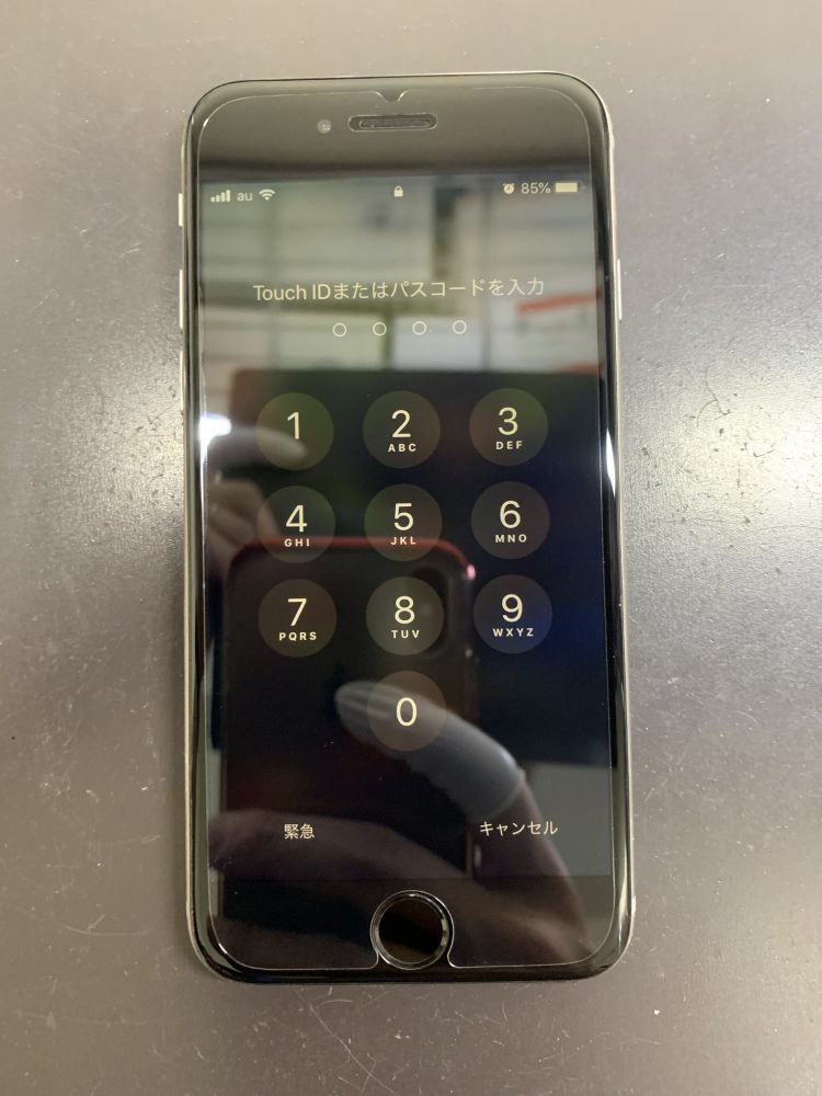 iPhone6画面修理前