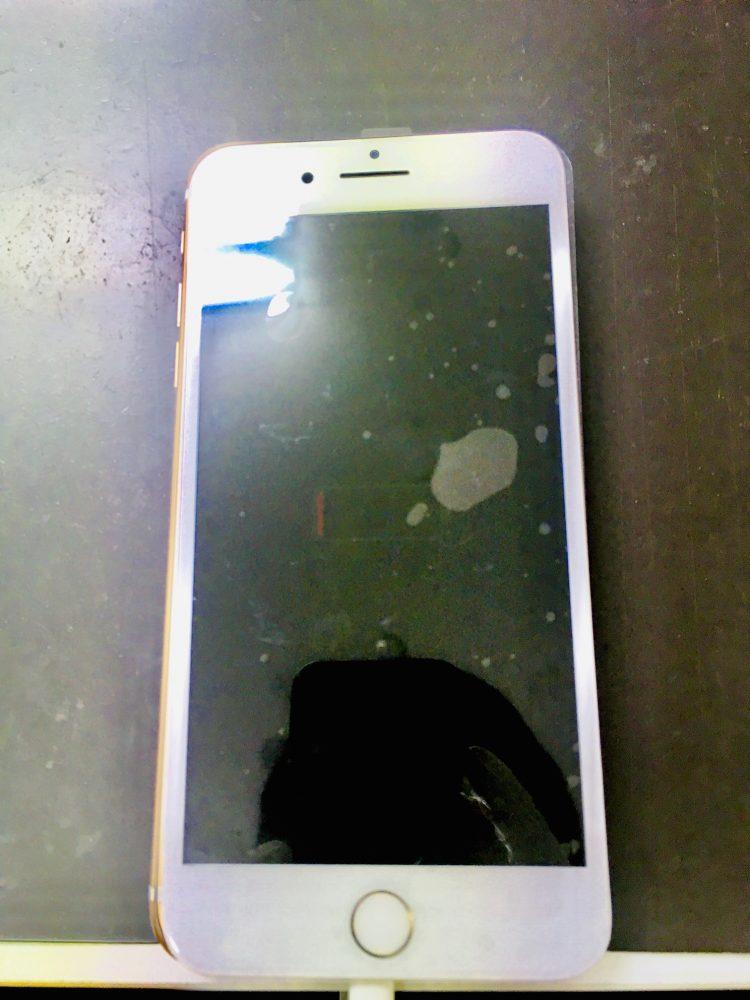 iPhone7 充電口交換後