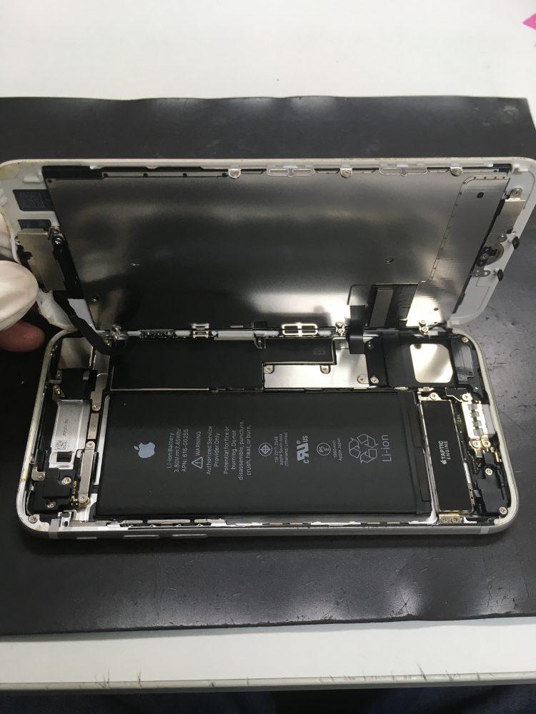 iPhone7 バッテリー交換 修理 札幌