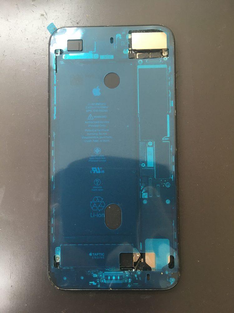 iPhone7Plus 本体 耐水