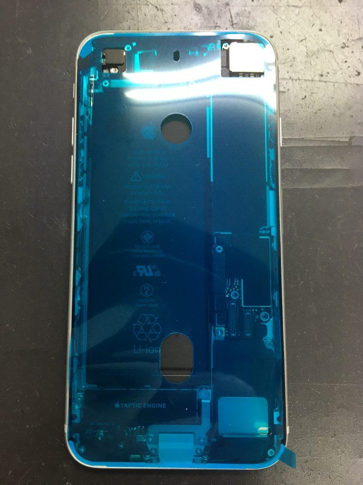 iPhone8 内部 防水 耐水