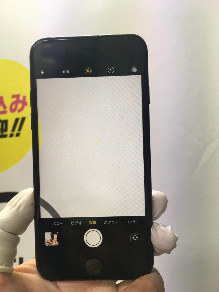 iPhone7 バックカメラ 修理