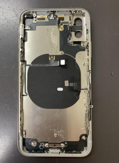 iPhoneX修理過程