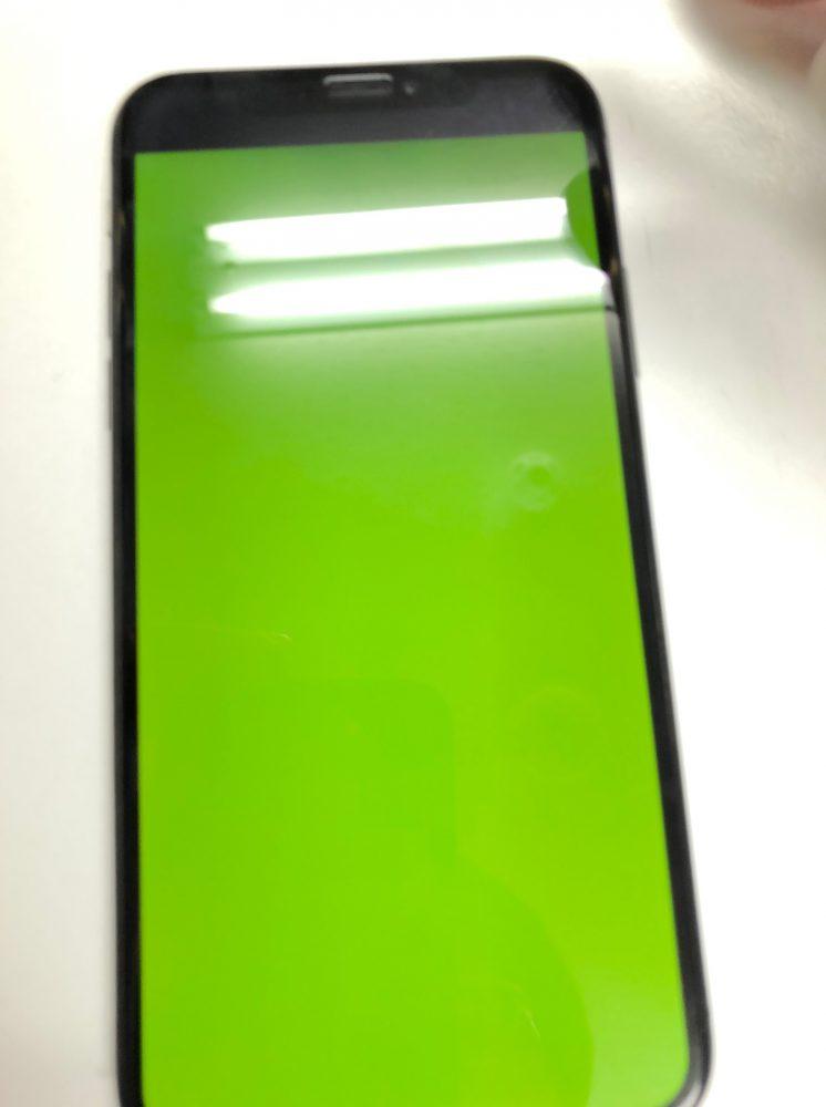 iPhoneXR 画面交換 修理前