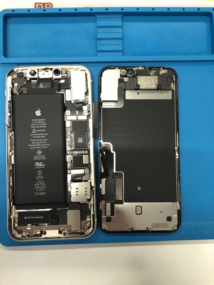 iPhone11 バッテリー