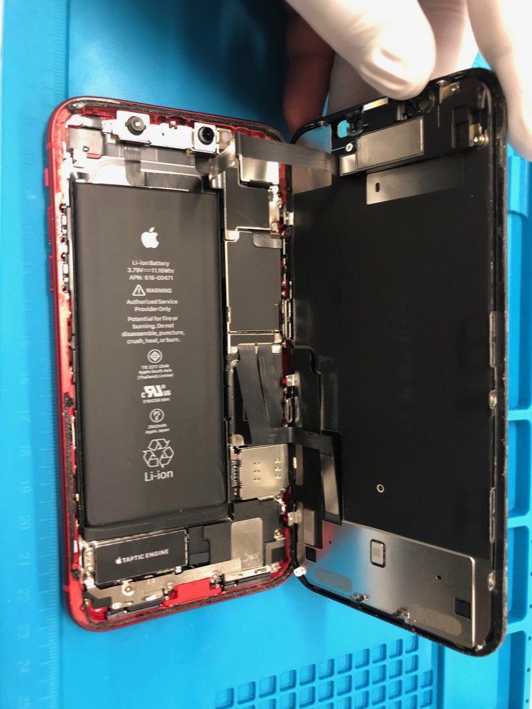 iPhoneXR バッテリー