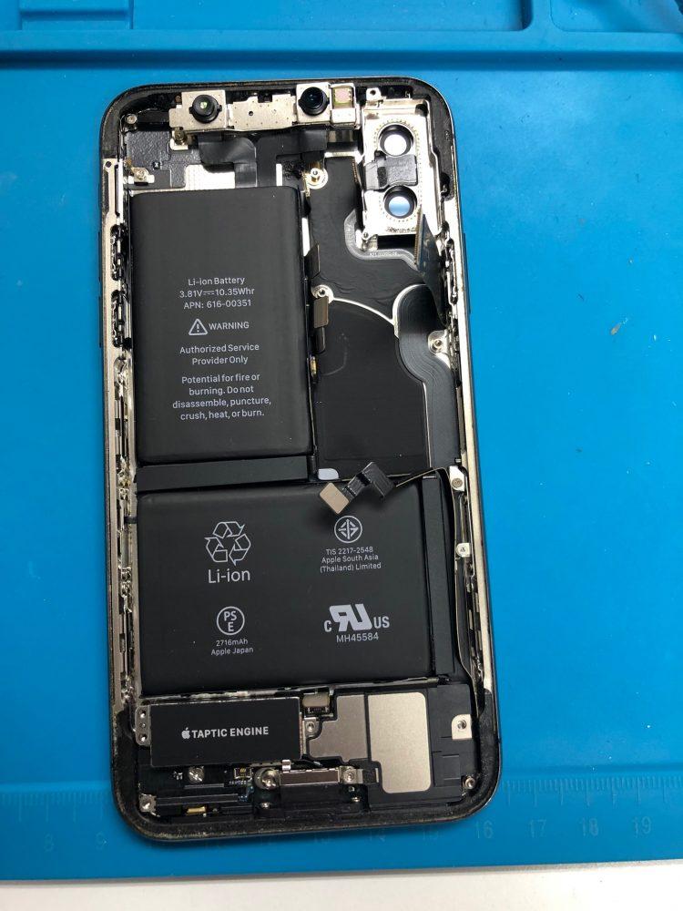 iPhoneX バッテリー 札幌