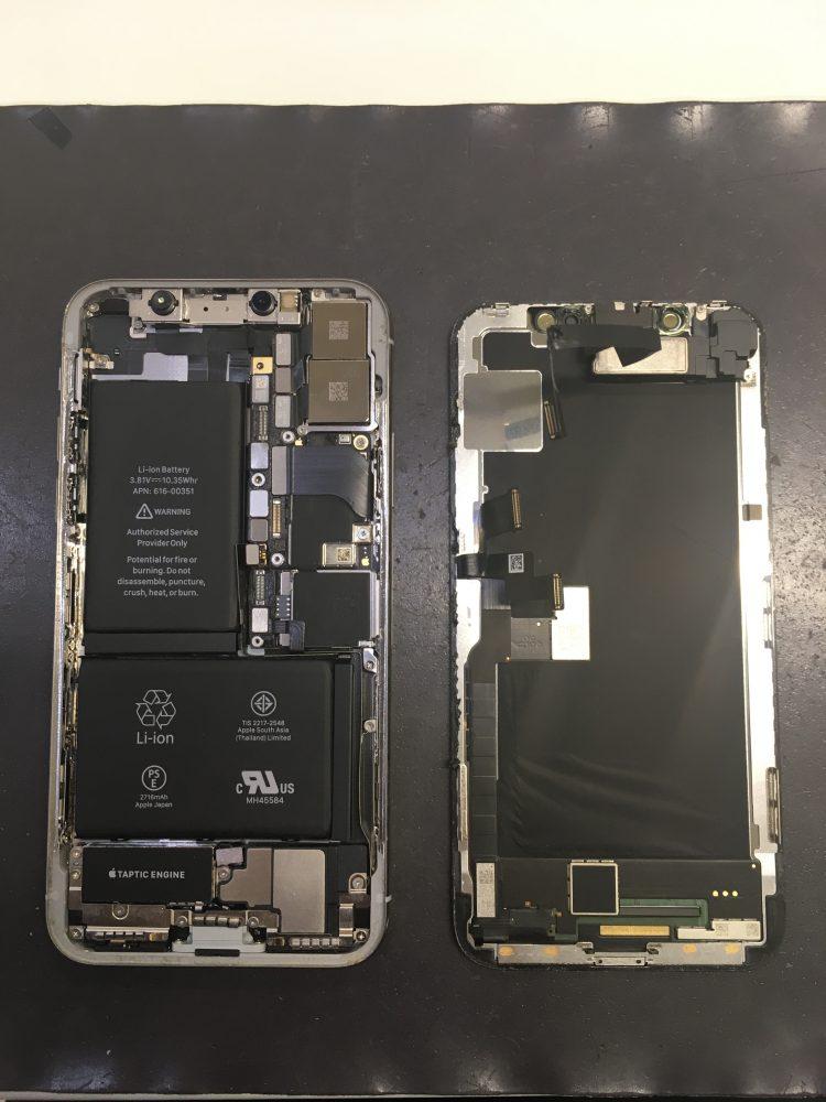 iPhone 画面 画面割れ 画面修理 画面交換