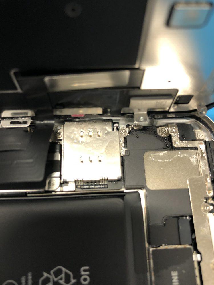 iPhoneXR SIMなし 札幌