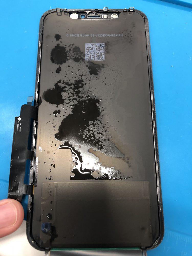 iPhoneXR 液晶修理 札幌