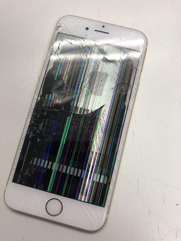 アイフォン7Plus 修理