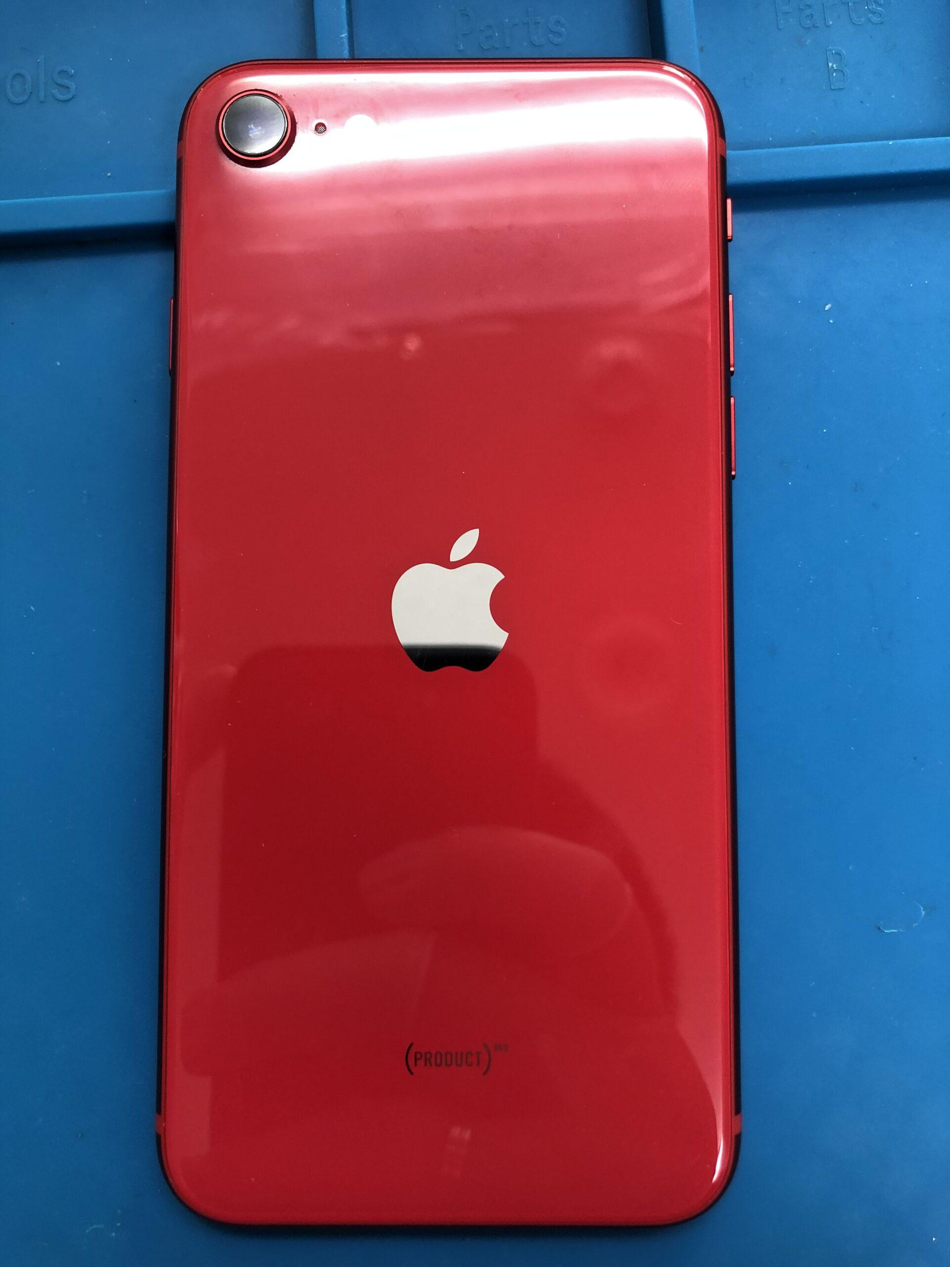 iPhoneSE2 背面