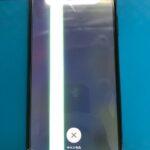 iPhoneXの画面修理をスマップル札幌が即日で出来ます!液晶に発光した線が入っている場合はすぐご来店を!