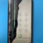 iPhone11の画面が液漏れしてしまった!スマップル札幌駅店なら即日での修理が可能です!