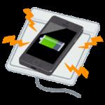 iPhone8以降の機種はワイヤレス充電する事ができます!有線充電との違いやメリット、デメリットを修理店が解説します(^_^)/
